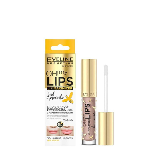 eveline lip gloss bee venom