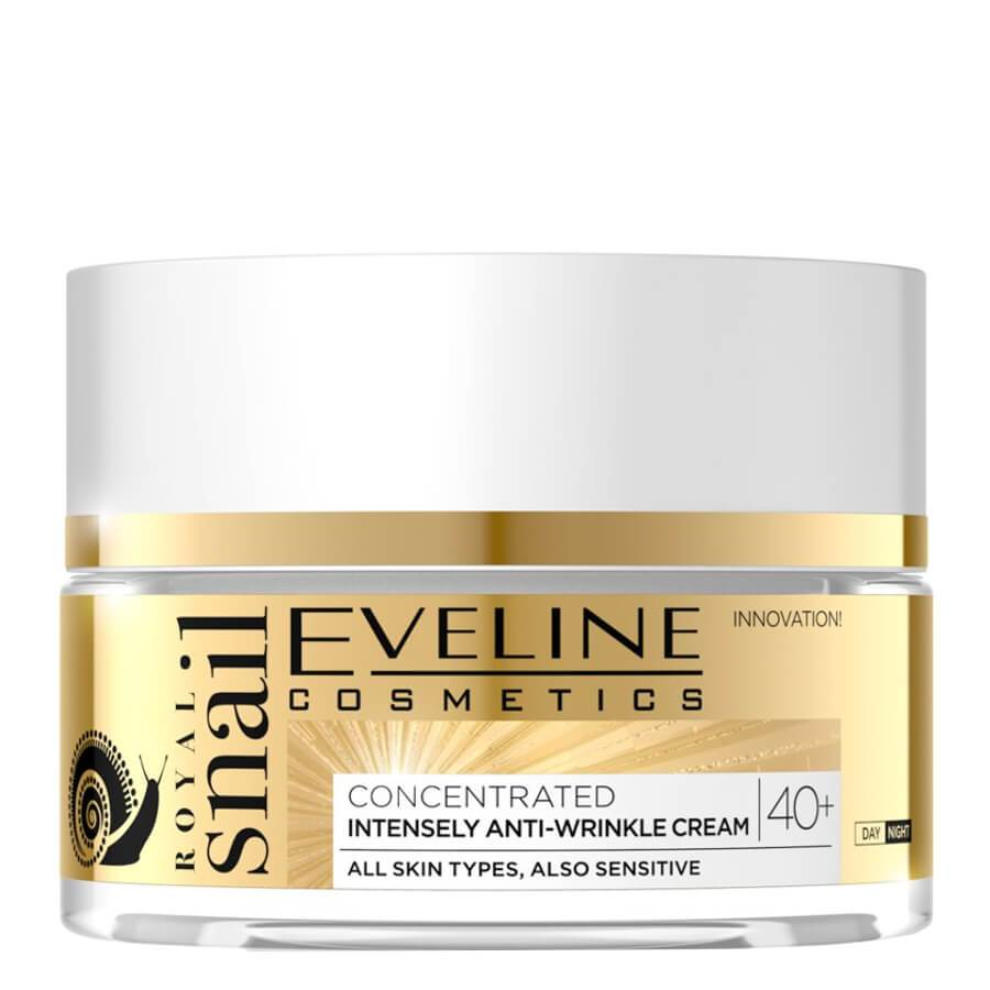 Eveline Royal Snail Anti Wrinkle anti age snail filtrate mucus extract snail slime Cream
