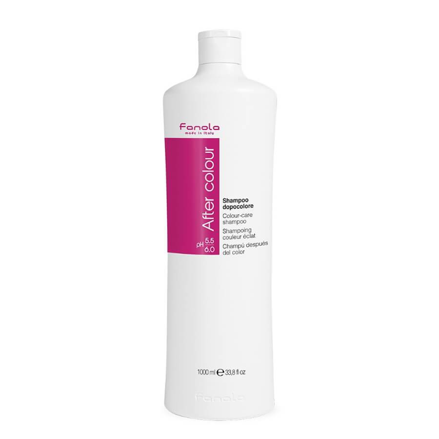 fanola after coulour hair shampoo color care 1000ml