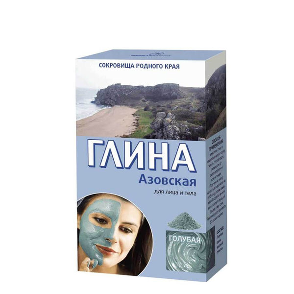 Fito Cosmetic Natural Blue Sea of Azov Clay Mask 100g