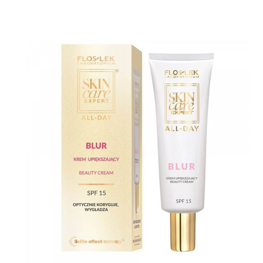 floslek skin care expert all day blur beauty cream spf15