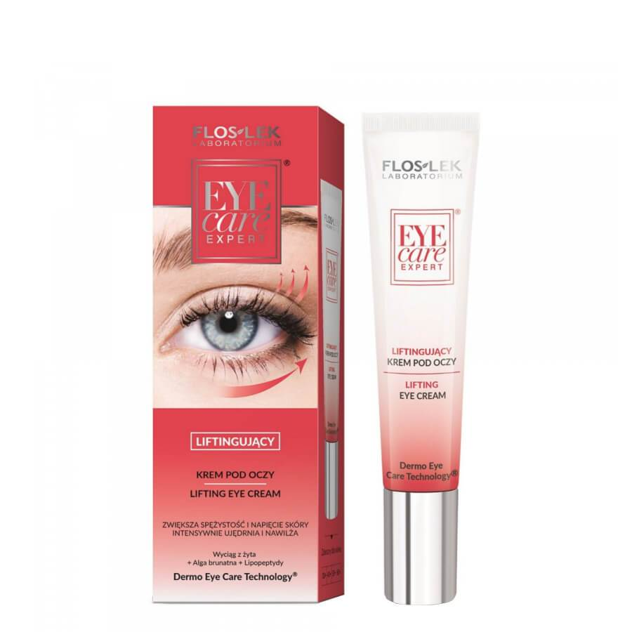 floslek lifting eye cream eye care expert 15ml