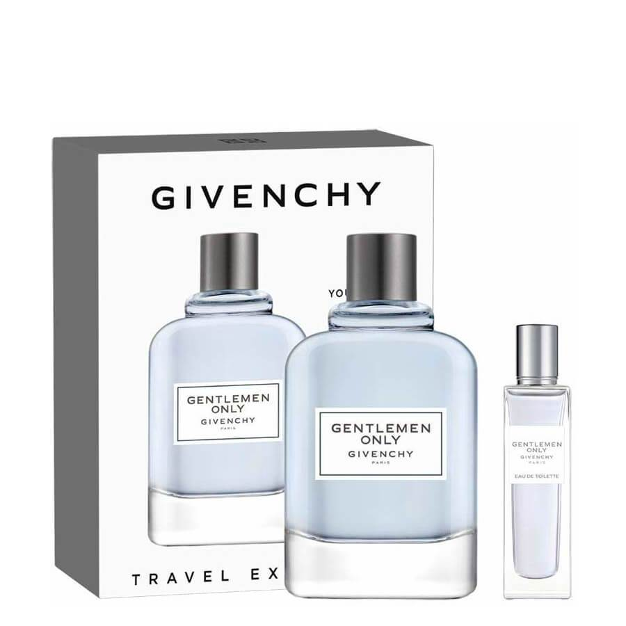 Givenchy Gentelman Only Gift Set EDT 100ml & Mini EDT 15ml