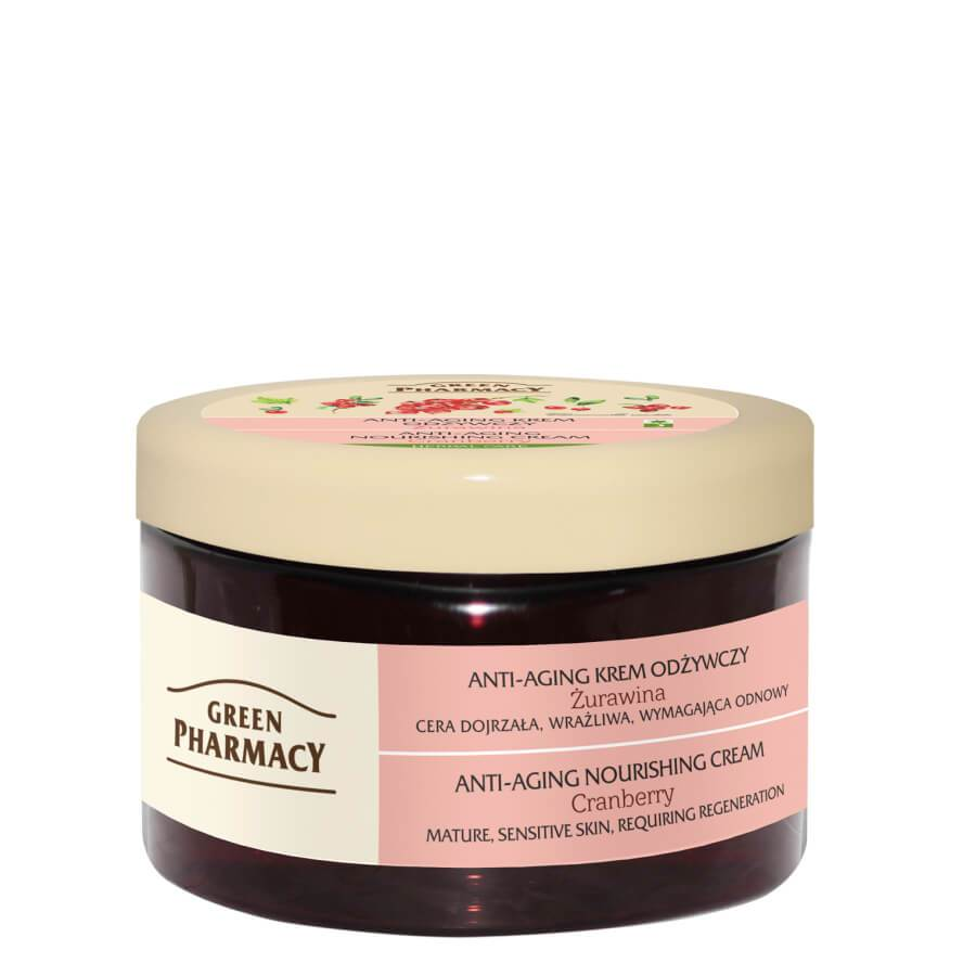 Green Pharmacy Anti-Aging Nourishing Face Cream with Cranberry