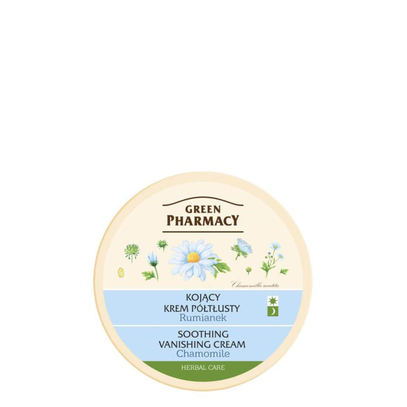 Green Pharmacy Soothing Vanishing Face Cream with Chamomile