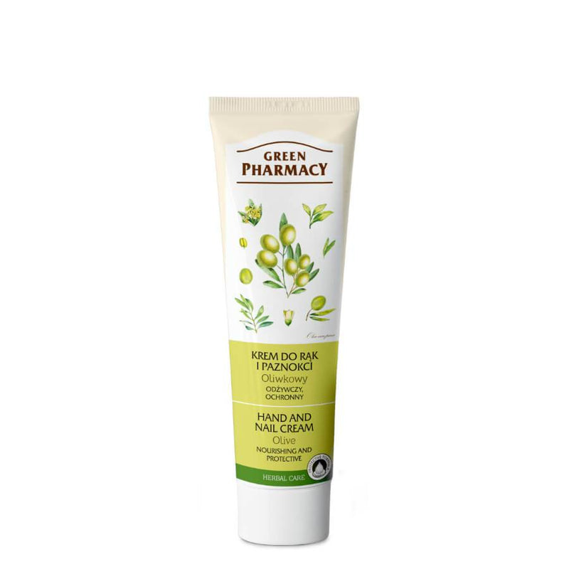 Green Pharmacy Protective Olive Hand Cream 100ml