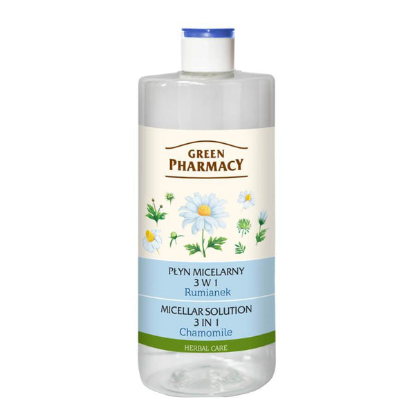 micellar liquid chamomile green pharmacy 500ml