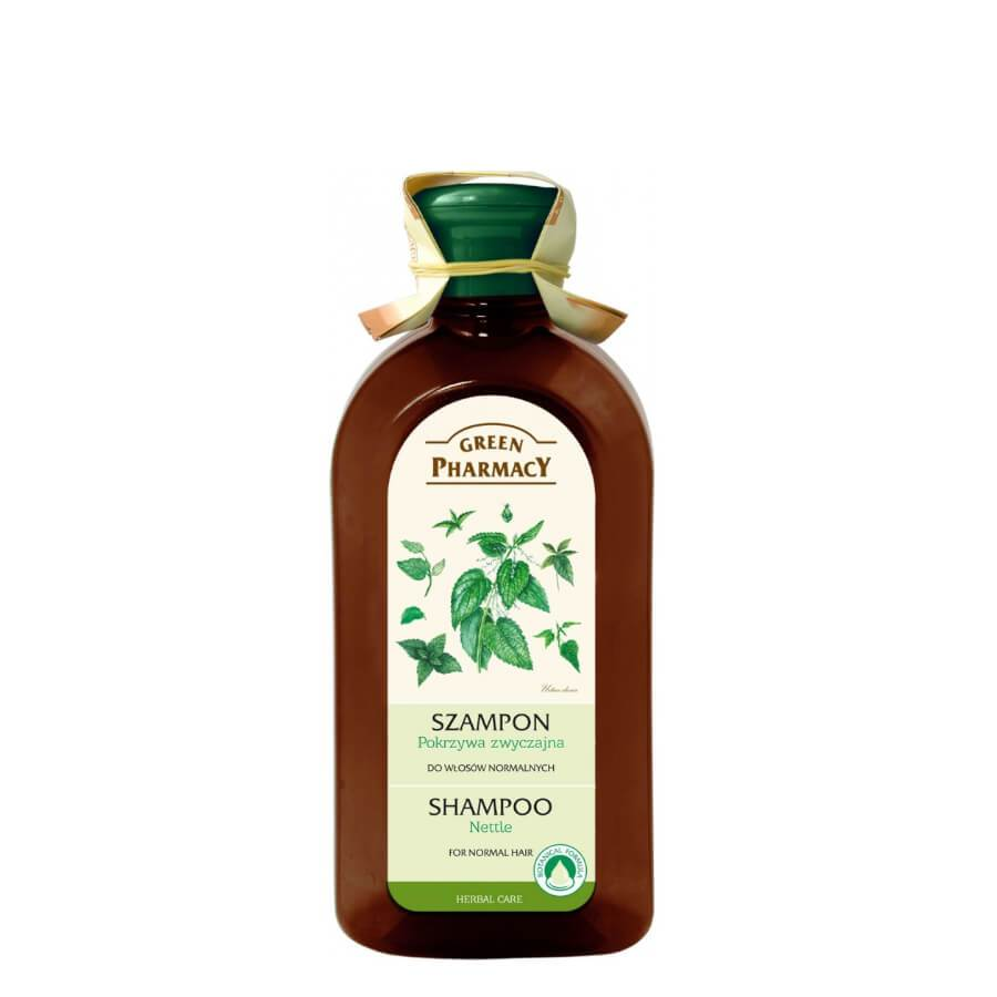 Green Pharmacy Shampoo with Nettle for Normal Hair 350ml