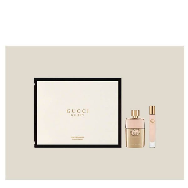 Gucci Guilty Femme Gift Set EDP 90ml & Mini EDP 15ml