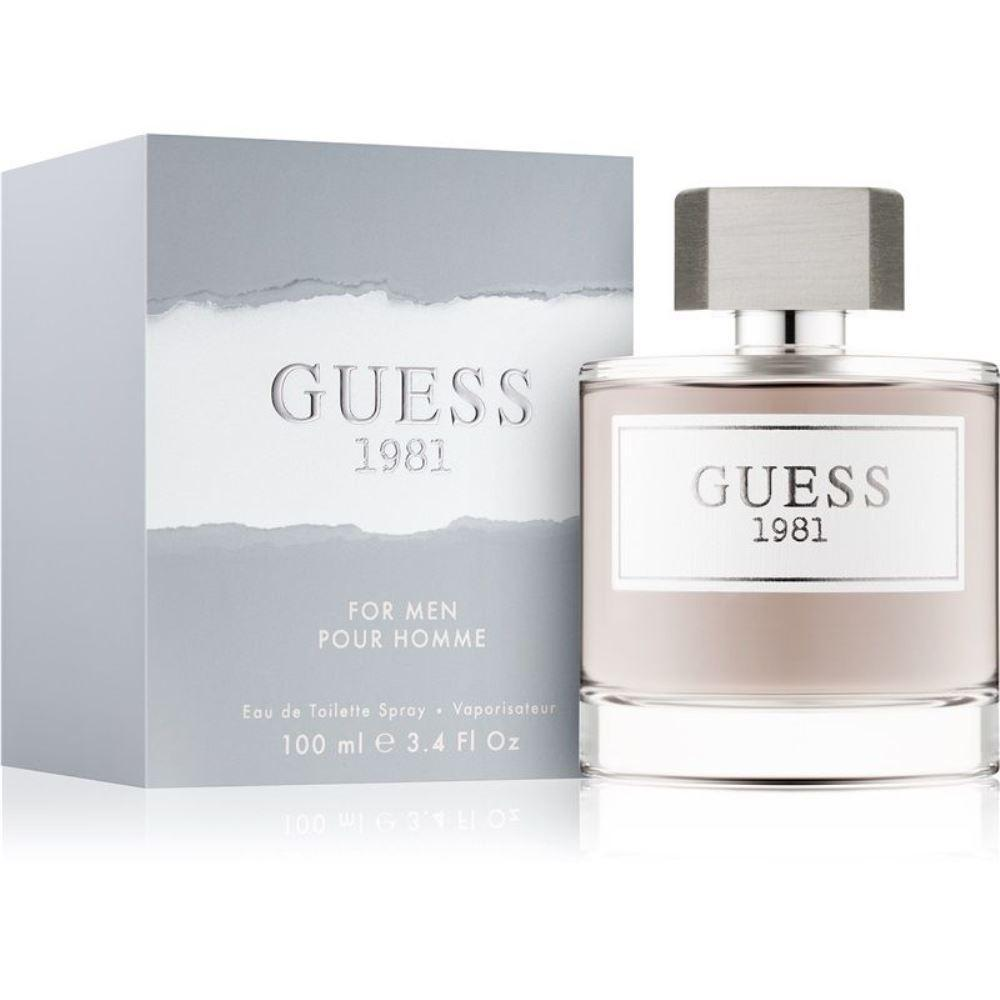 Guess 1981 Guess for Men Eau de Toilette Spray 100ml