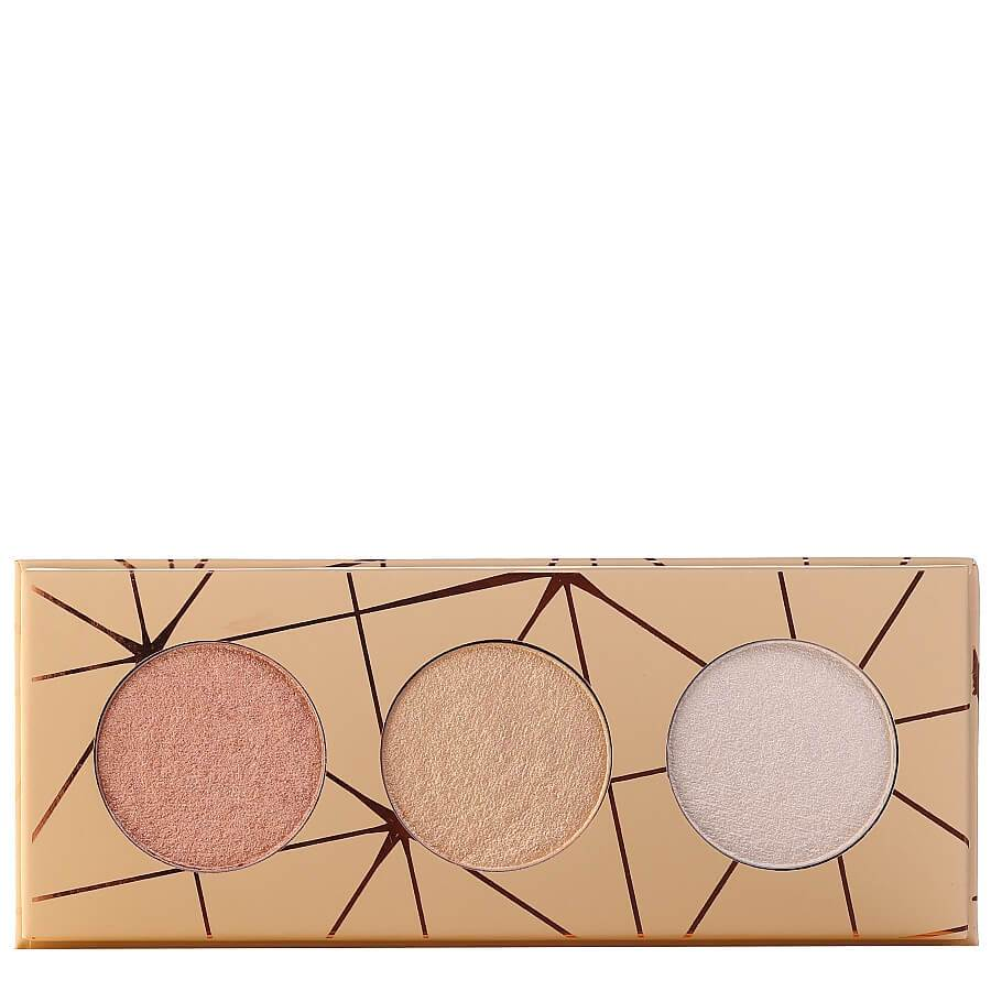ibra cosmetics highlighters makeup palette