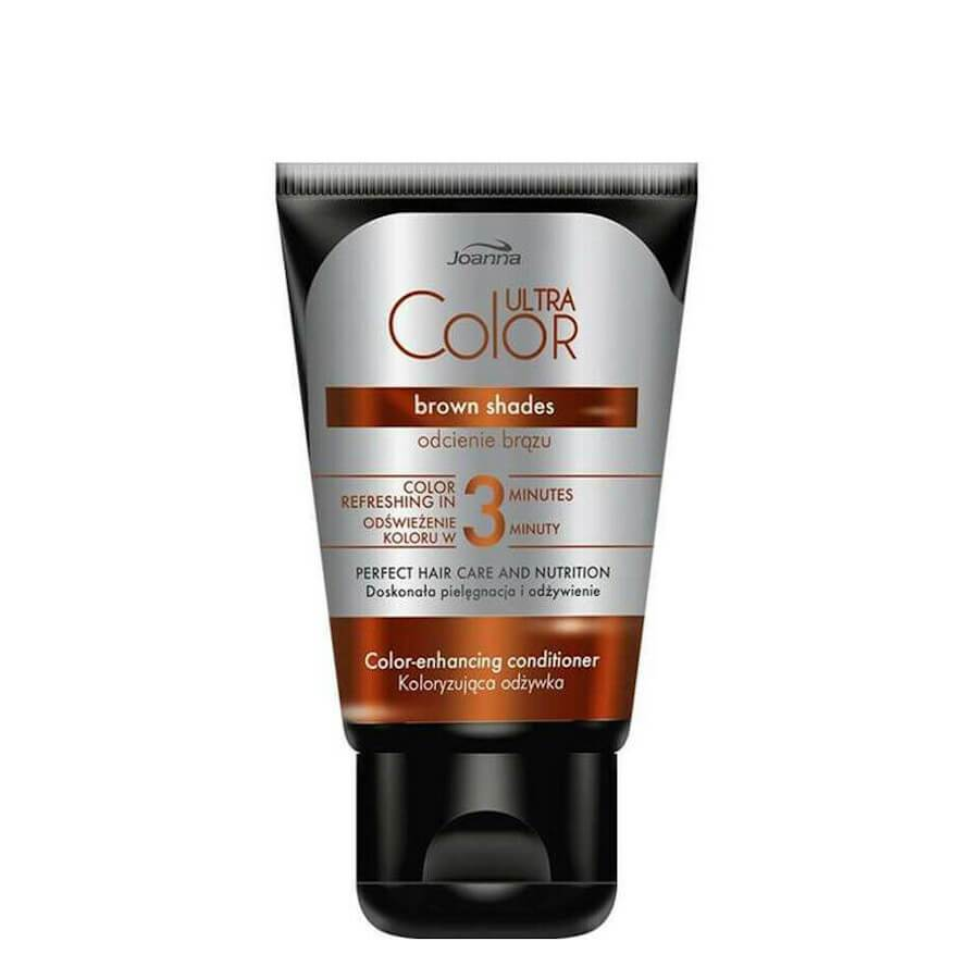 joanna ultra color 3 minutes conditioner for brown hair
