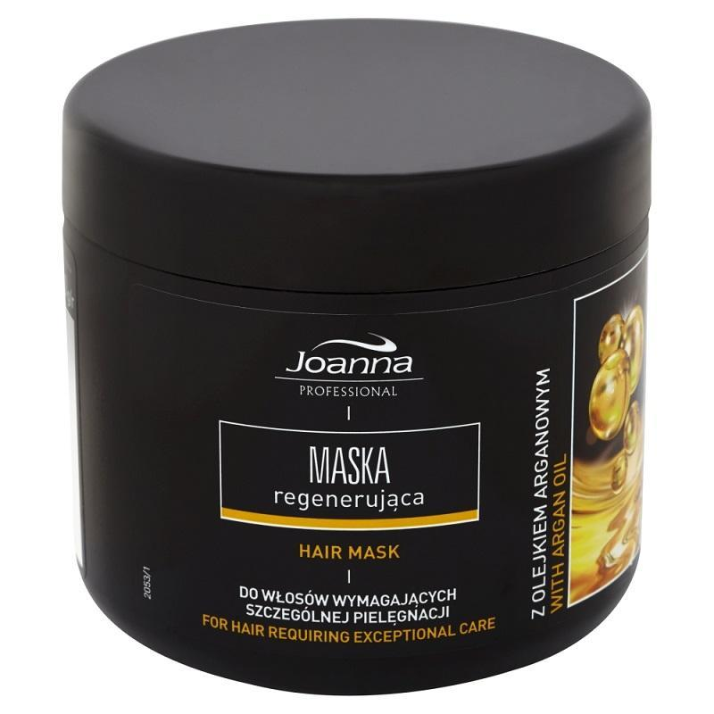 Joanna Professional Argan Oil Regenerating Hair Mask 500g