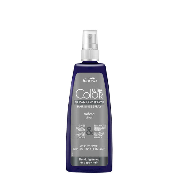 joanna ultra color silver hair rinse eliminate yellow shade