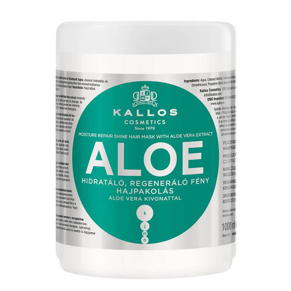 kallos aloe hair mask 1000ml