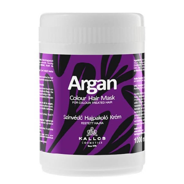 kallos argan hair mask 1000ml