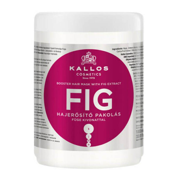 Kallos Fig Hair Mask 1000ml