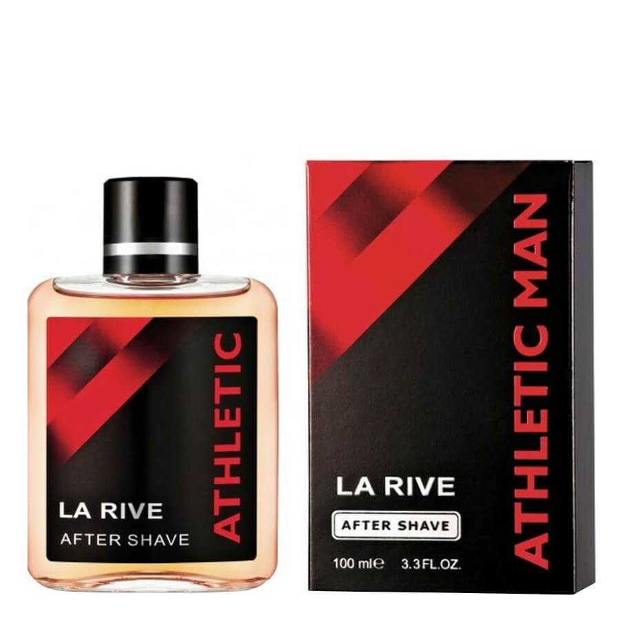 La Rive Athletic Man After Shave for Men 100ml