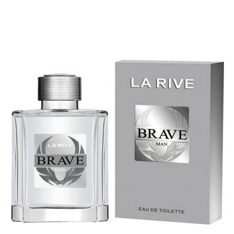 La Rive Brave Man Eau de Toilette EDT for Men 100ml