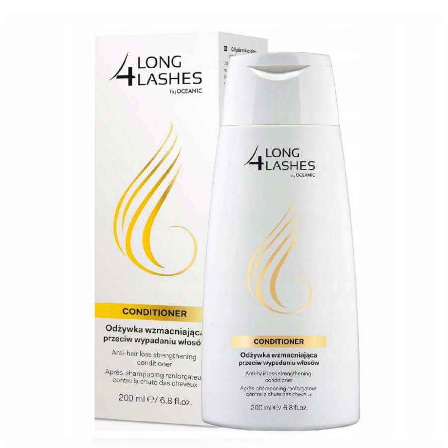 Long 4 Lashes Anti Hair Loss Conditioner stregthening 200ml