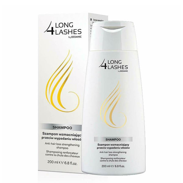 Long 4 Lashes Anti Hair Loss Shampoo 200ml