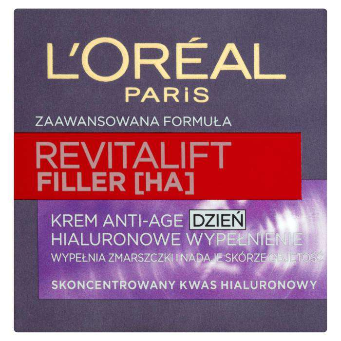 L'Oreal Paris Filler Revitalift Anti-Aging Day Cream 50ml