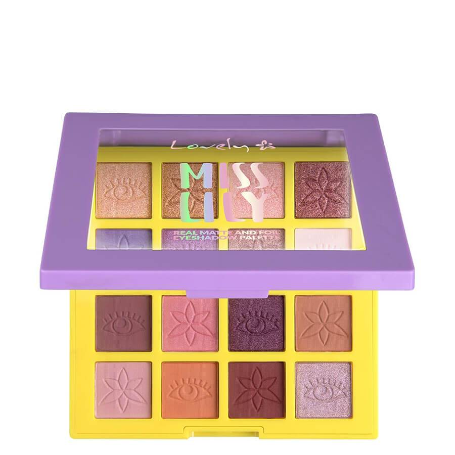 Lovely Eyeshadow Palette Miss Lily