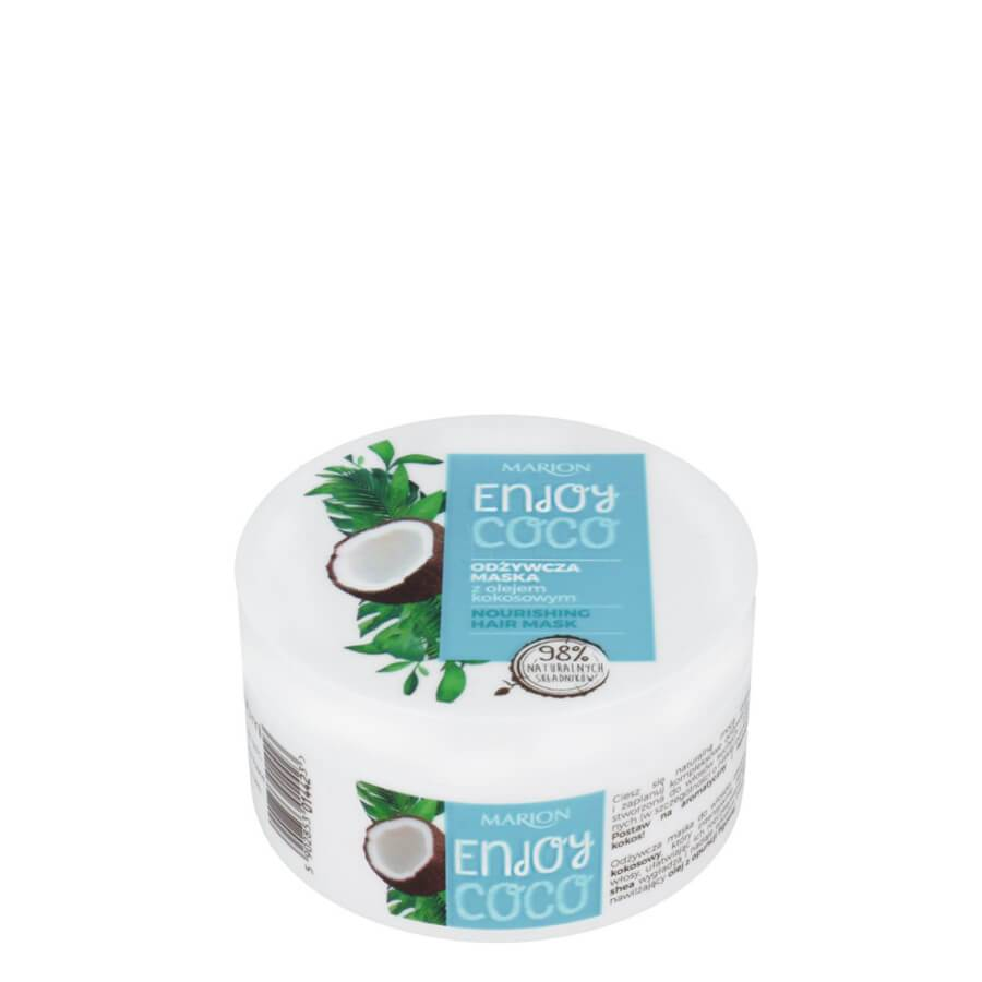 marion hair mask with coconut oil enjou coco 200ml