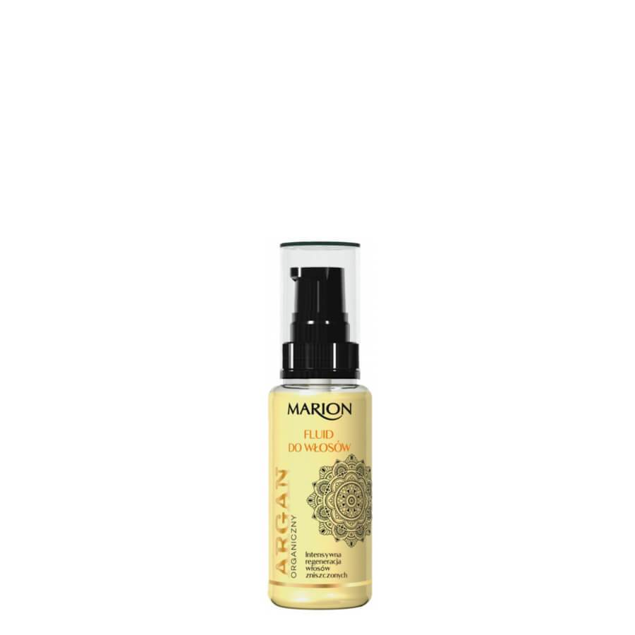 marion concentrated hair fluid for split ends fry hair