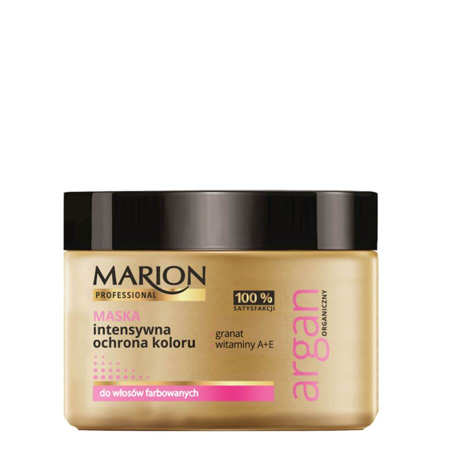marion argan intensive color protection hair mask 440g