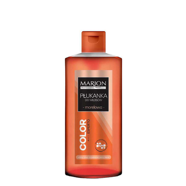 marion apricot peach rinse for blonde hair color esperto
