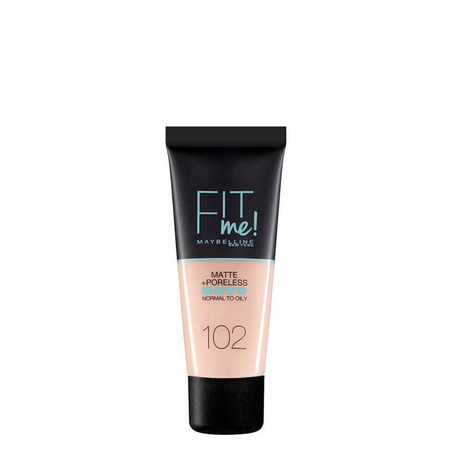 maybelline fit me foundation matte 30ml