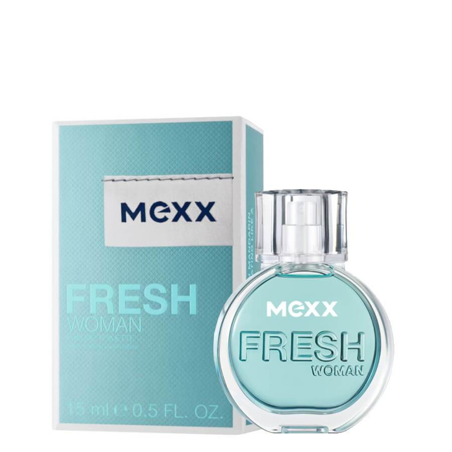 Mexx Fresh Woman Eau de Toilette EDT 15ml