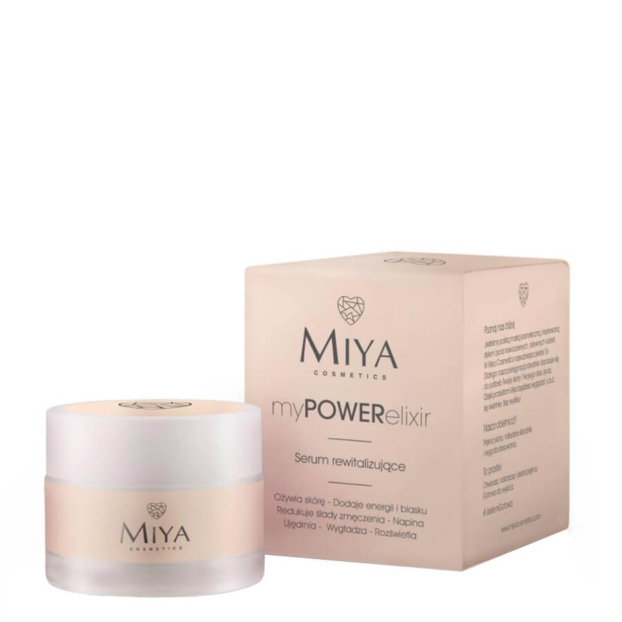 miya cosmetics revitalizing face serum mypowerelixir