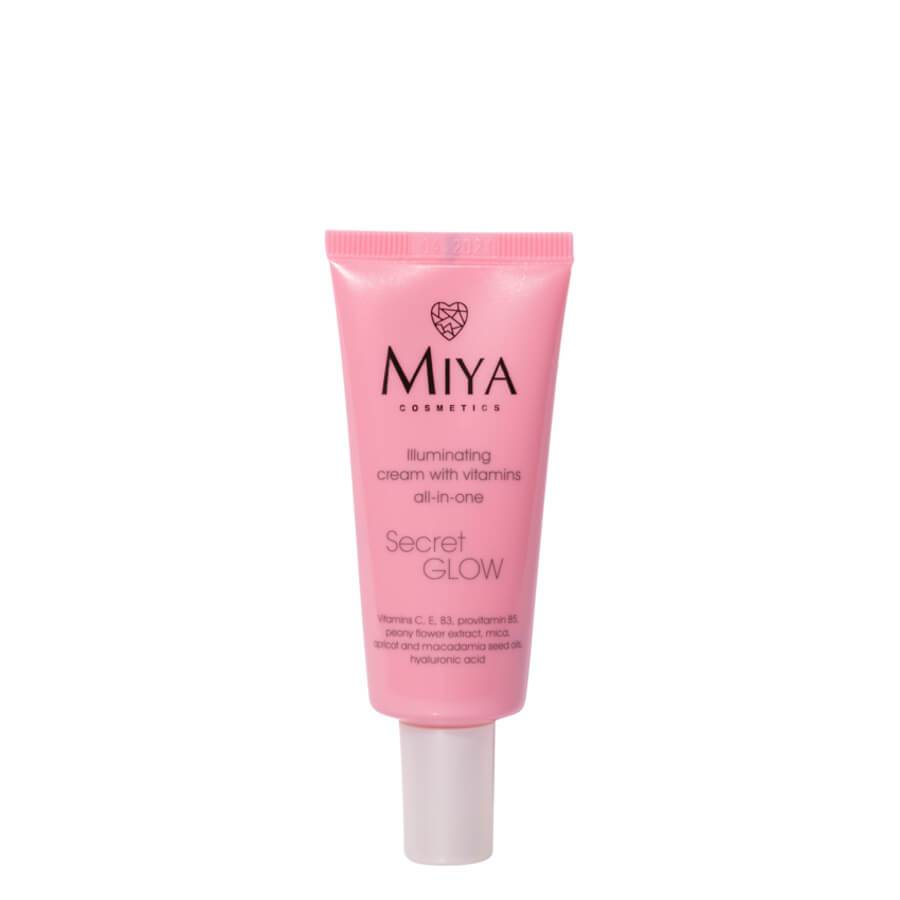 miya illuminating face cream with vitamins 30ml