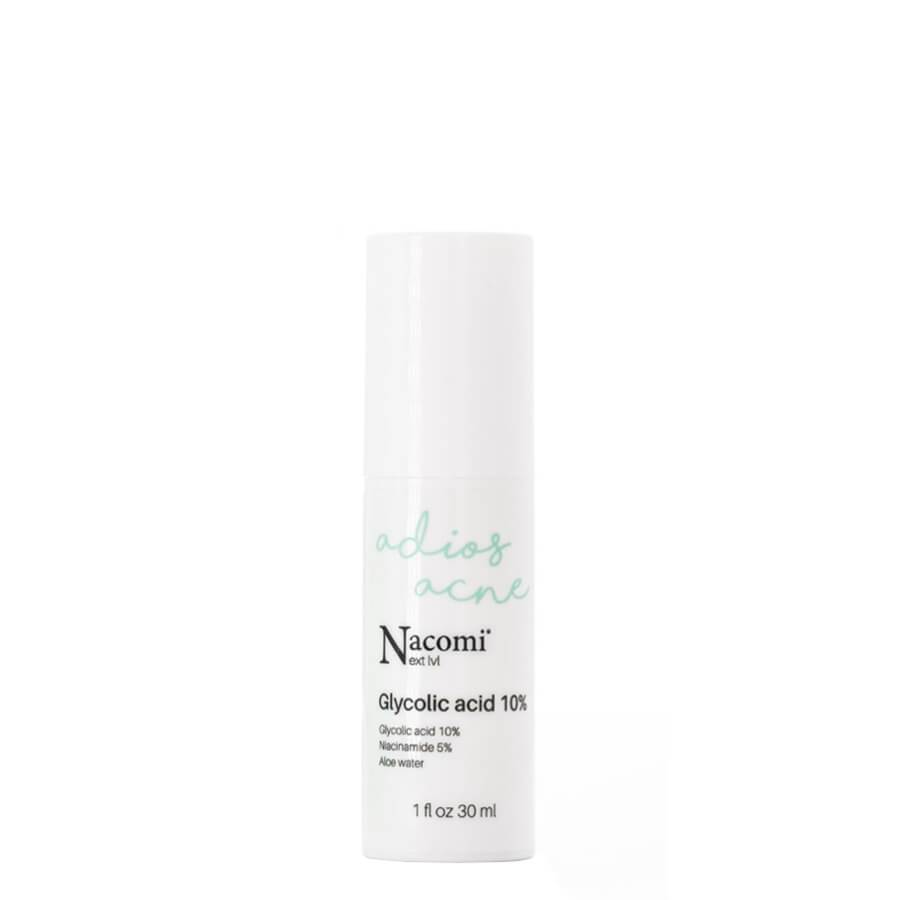 nacomi adios acne glycolic acid 30ml