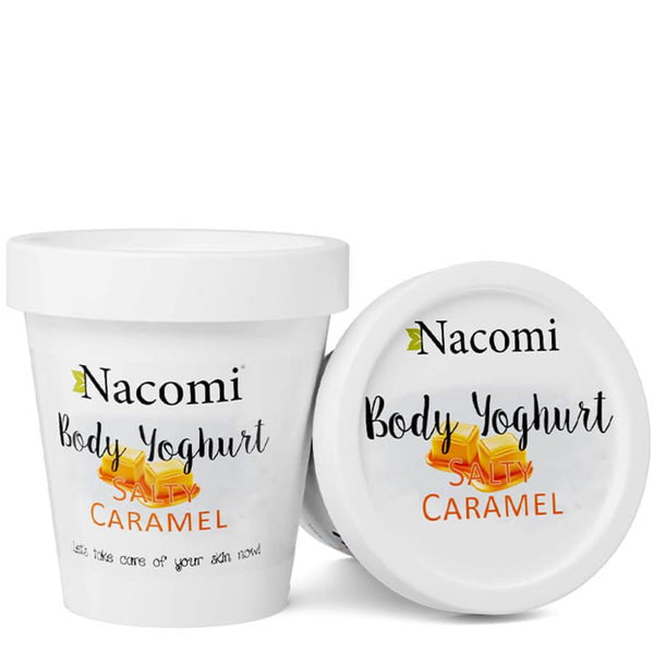 body yoghurt caramel nacomi vegan care