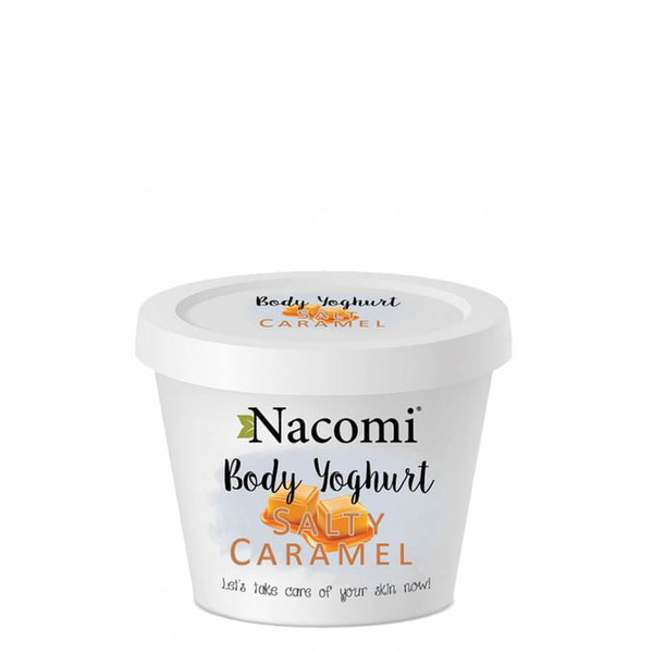 nacomi body care yoghurt salty caramel 180ml