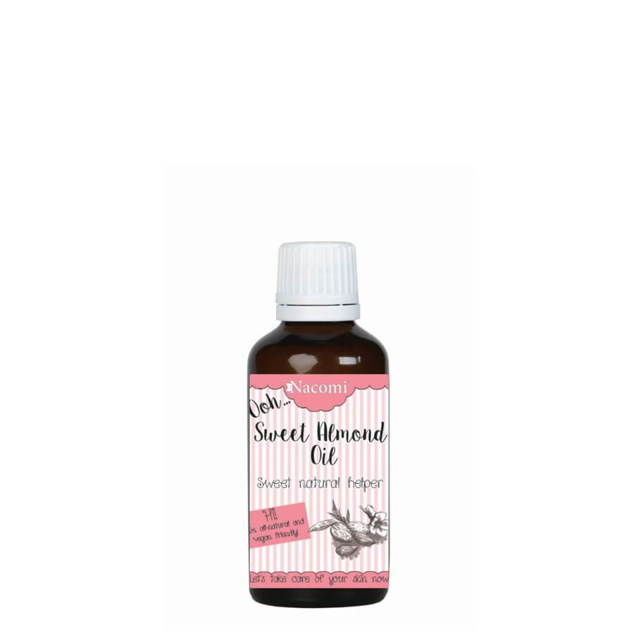 nacomi natural sweet almond oil 30ml