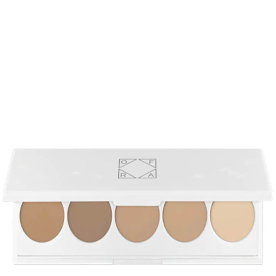 ofra cosmetics foundation signature palette 10g