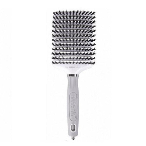 Olivia Garden Ceramic + Ion XL Vent Boar Hair Brush