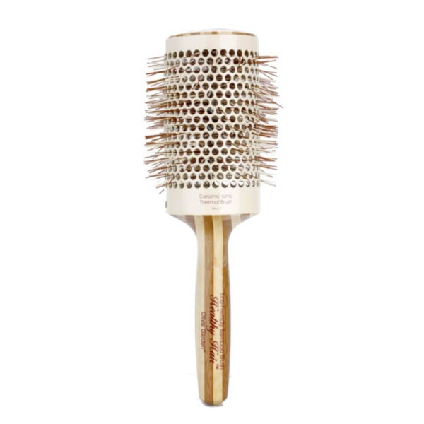 Olivia Garden Healthy Eco Friendly Bamboo Hair Brush 63mm