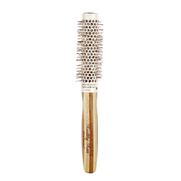 Olivia Garden Healthy Eco Friendly Bamboo Hair Brush 23mm
