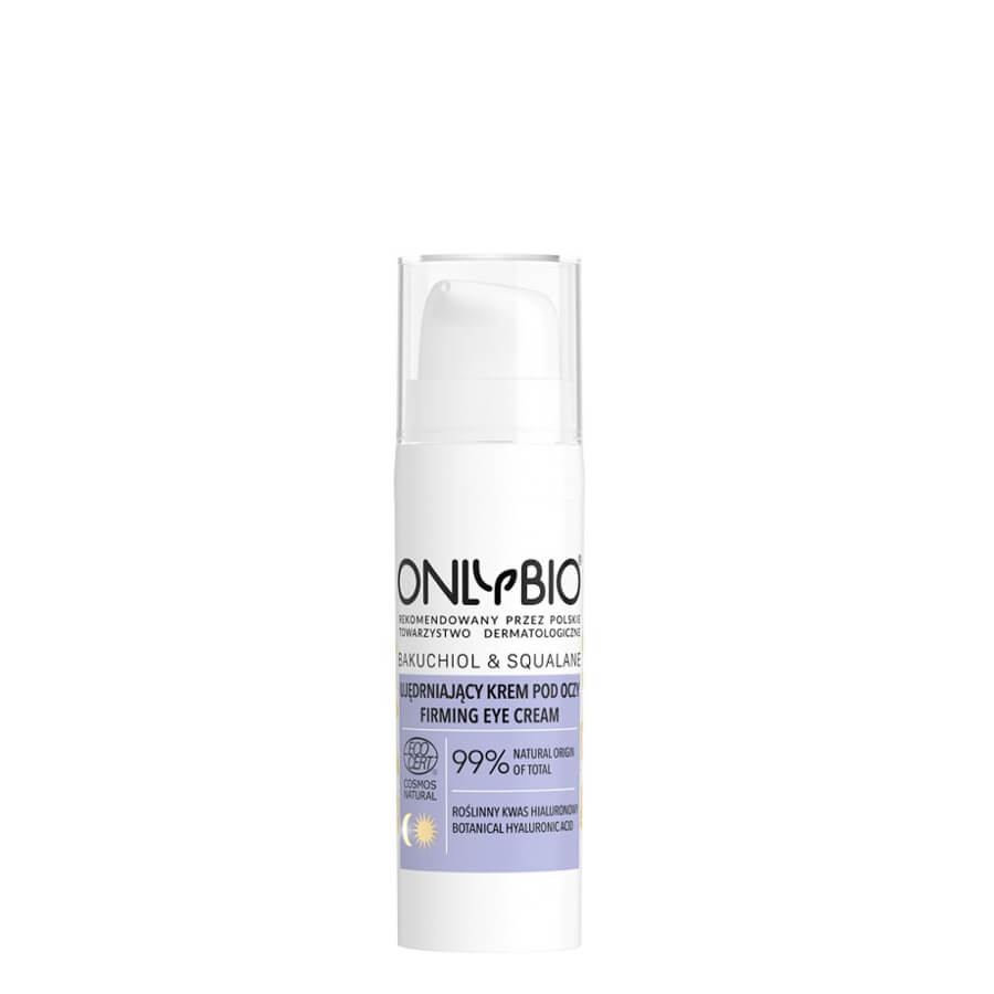 onlybio bakuchiol firming eye cream 15ml