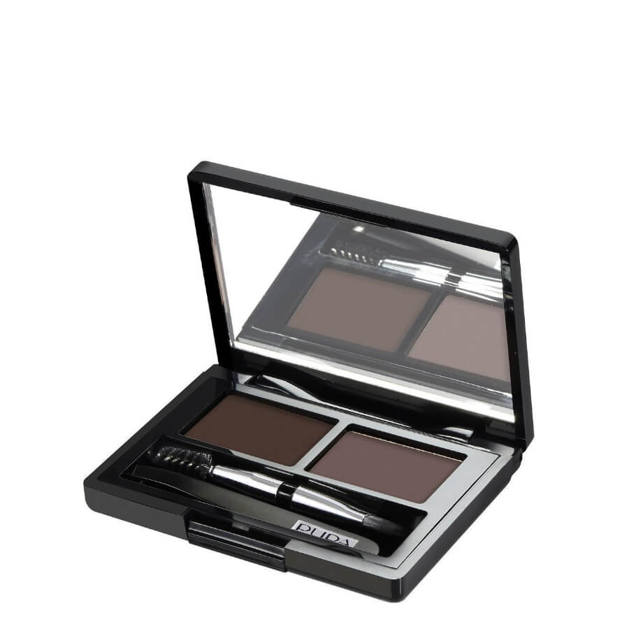 Pupa Eyebrow Design Makeup Kit 002 brown
