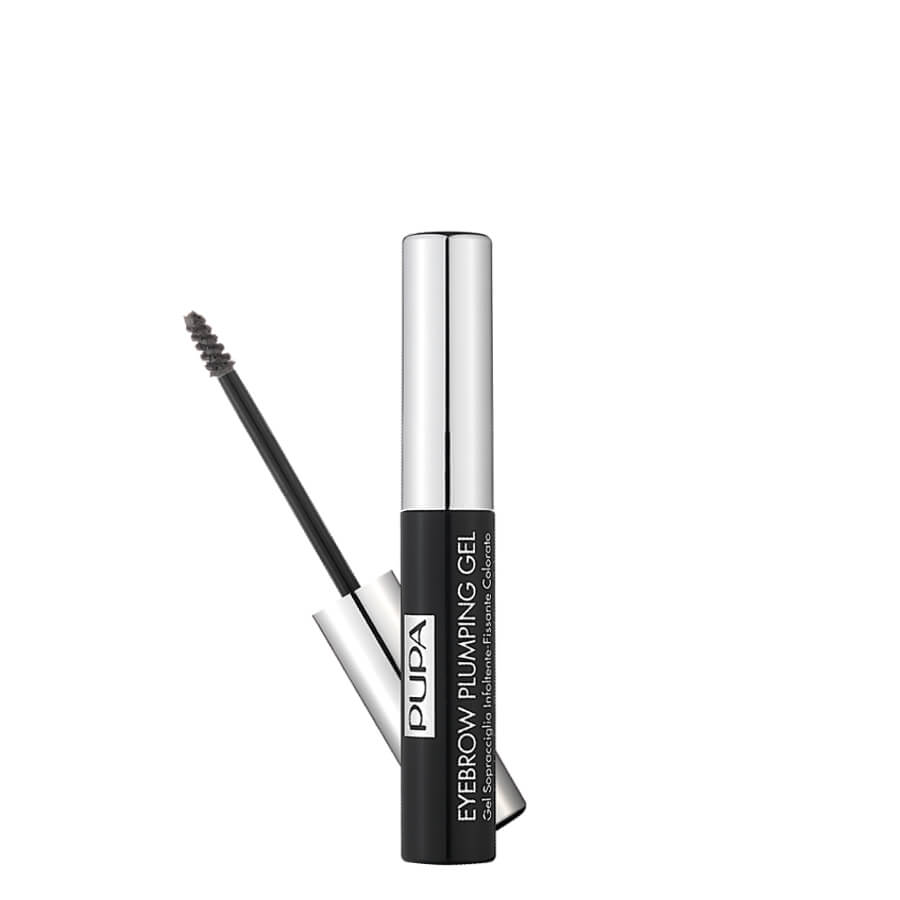pupa milano plumping gel eyebrow styling 003 dark brown