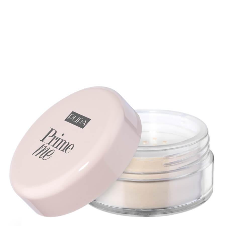 pupa milano setting powder mattigying transparent