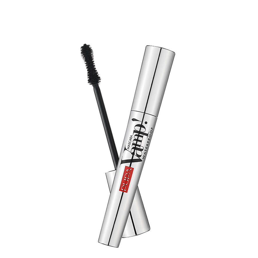 pupa milano vamp waterproof black mascara 9ml