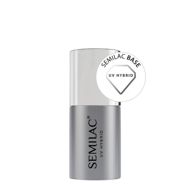 Semilac Base gel shellac polish varnish adhesion base coat
