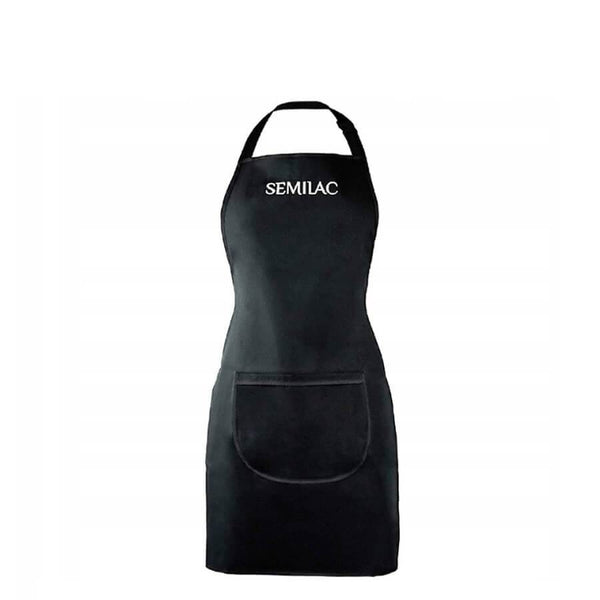 Semilac Professional Nail Tech Apron One Size black